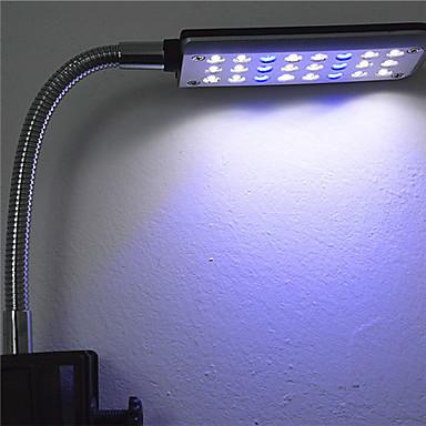 Lampada principale acquario mini acquario clip di acquario for Lampada acquario