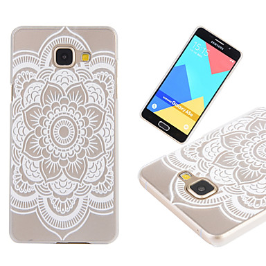 Painted pc phone case for samsung galaxy a3 2016 a5 2016 a7 2016