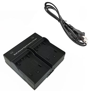 fh100 batterie appareil photo num rique double chargeur. Black Bedroom Furniture Sets. Home Design Ideas