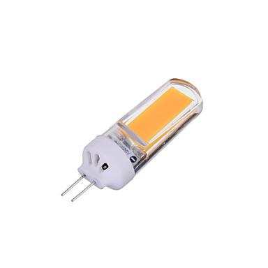 3W G4 Luci LED Bi-pin T 1 COB 200-300 lm Bianco caldo / Luce fredda Intensità regolabile ...