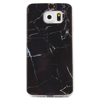 For Samsung Galaxy S7 Edge S6 Case Cover Marble Pattern