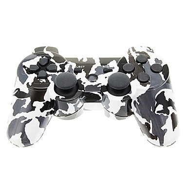 Wireless Dual Shock Six Axis Bluetooth Controller for PS3