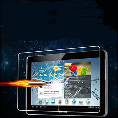 Verre tremp protecteur d 39 cran flim pour samsung galaxy - Verre trempe tablette 10 ...