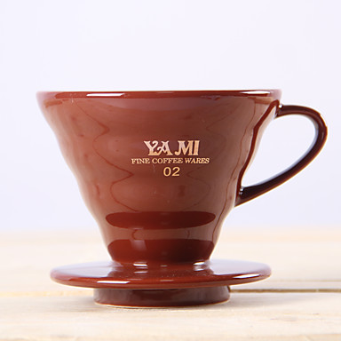 ml Ceramic Coffee Filter , 1 cup Drip Coffee Maker Reusable Manual 5620150 2017 USD 16.99