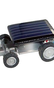 Conjunto de Mini Carro Solar