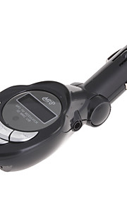 In-Car MP3 FM Transmitter (SD/USB/3.5mm)