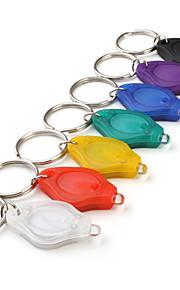 Lanterna Chaveiro Colorido (Pacote com 7 Peças)