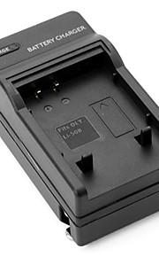 digitale camera en camcorder batterij oplader voor Olympus LI-50B, Li-70b en Sony NP-BK1