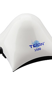 Teion 1500 Low-noise Aquarium Air Pump (Up to 76L, 220V, 2.2W)
