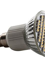 3.5 E14 GU10 E26/E27 LED-spotpærer PAR38 60 SMD 3528 180 lm Varm hvit Naturlig hvit AC 220-240 V