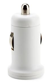 Porta USB Caricabatteria da auto per iphone, ipad, ipod, mp3, mp4, cellulari