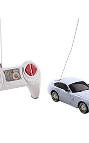 0017 børn fjernbetjeningen legering modelbil (tilfældige farver)