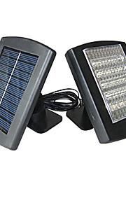 36 - LED Hvit Solar Motion Sensor Sikkerhet Lights