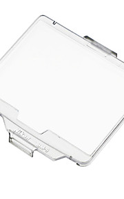 BM-9 rígido de cristal LCD tampa do monitor Protetor de Tela Para Nikon D700 BM 9 DSLR