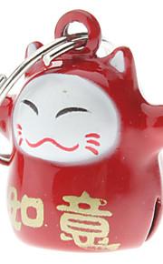 Maneki Neko Style Collar Bell for Dogs Cats