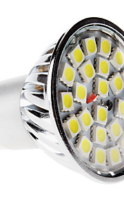 GU10 - 5 W- MR16 - Spotlights (Natural White/Kald Hvit 420 lm- AC 220-240