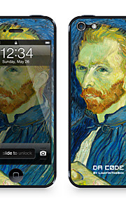 "Da Code ™ Skin for iPhone 4/4S: ""Self-portrait"" by Vincent van Gogh (Masterpieces Series)"
