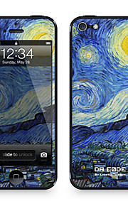 "Da Code ™ Skin for iPhone 4/4S: ""Starry Night"" af Vincent van Gogh (Masterpieces serien)"
