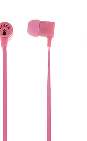 Toothpaste Style Earphone for iPod (Assorted Colors)