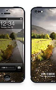 "Da-Code ™ Skin für iPhone 4/4S: ""Quiet Fluss"" (Nature Series)"