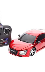 01:16 High Speed Remote Control Car Model (tilfældig farve)