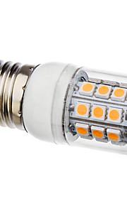 4W E26/E27 LED-kornpærer T 30 SMD 5050 360 lm Varm hvit AC 110-130 / AC 220-240 V
