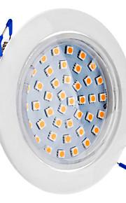 8 Taklamper (Warm White 580 lm- AC 85-265