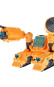 Farverige Plastic Reconfigurable Toy