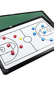 Sports Indoor Magnetic Basketball Coaching Board(2Pens+Board Eraser+Magnets)