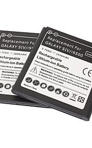 Batterij voor Samsung Galaxy S4 I9500 (2800mAh)