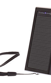 1200mAh batteria esterna carica solare per iPhone6 / 6plus / 5s samsung s4 / 5 htc e altri dispositivi mobili