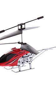 E-FLIGHT 2 Channel helicóptero de controle remoto (vermelho)