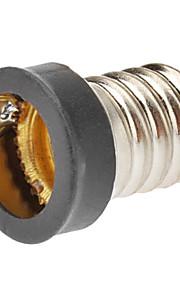 E14 til E12 pærer Socket Adapter