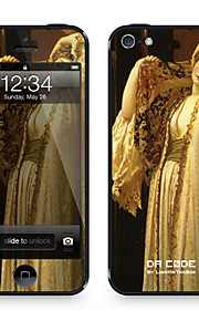 "Da Code ™ Skin for iPhone 5/5S: ""Light of the Harem"" by Sir Frederic Leighton (Masterpieces Series)"