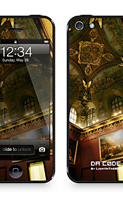 """Da Code ™ Skin for iPhone 5/5S: """"Le Louvre"""" (Masterpieces Series)"""