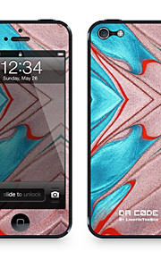 "Codice Da ™ Pelle per iPhone 4/4S: ""marmorizzazione Pattern"" (Abstract Series)"