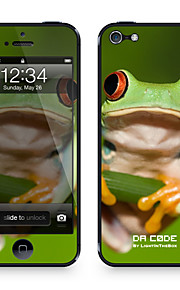 "Da Kode ™ Skin for iPhone 5/5S: ""Tree Frog"" (Animals Series)"