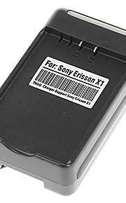 Batterij Lader voor Sony X1 Battery Black