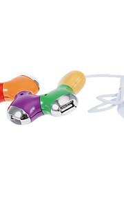 4-Ports Universal Serial Bus USB Hub