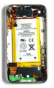 Pokrywa tylna Zgromadzenie w tym wszystkie części i akumulator do iPhone 3GS (8GB)