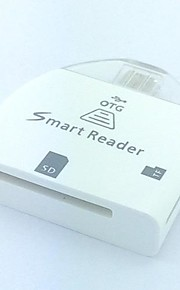 Multi-in-1 SD / MMC / TF Card Reader för Samsung Galaxy i9100 / i9220 / i9300 / N7100