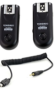 YONGNUO RF-603II-N3 16CH 2.4GHz sem fio flash gatilho Transmissor Receptor Set para NikonD90 / D600 / D3000 / D5000 / D7000 etc