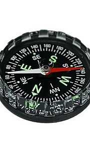 Professional Fluid-filled Compass - Black