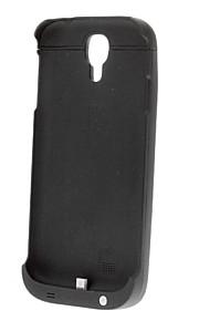 4500mAh Battery Case nero per Samsung Galaxy S4