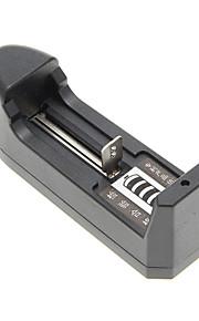AC Power Adapter oplader til 18650/16340/17670/14500 Batteri (100 ~ 240V)
