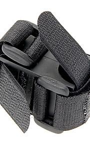lommelygte universal beslag mount holder med nylon fastgørelsesbåndets