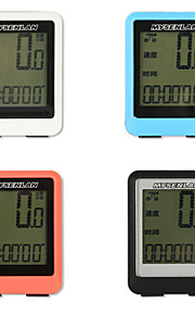 MYSENLAN Outdoor Wired Stopwatch/Bike Computer