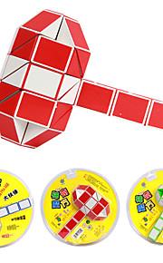 2,5 centímetros de plástico cubo mágico quebra-cabeça de 60 peças Martelo de Brinquedo forma (cor aleatória)