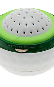 HaMeiGao HMG 6809 Bluetooth 2.1 Mini høyttaler med TF Funksjon / Mic