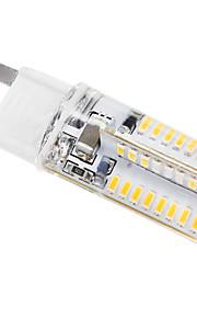 3W G9 LED-kornpærer T 64 SMD 3014 384 lm Kjølig hvit AC 220-240 V